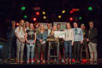 Nordwin Kolleezje wint Waste Battle Súdwest-Fryslân 2019