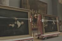 Dokumintêre oer de striid om Rembrandts 'Marten' en 'Oopjen'