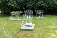 Media Art Fryslân stipet keunstynstallaasje op Schloss Clemenswerth