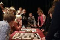 Utslaggen kampioenskip Frysk Damjen foar basisskoallen