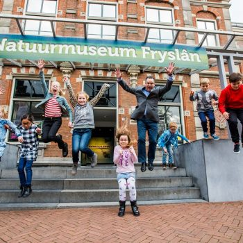 Natuermuseum Fryslân bêste Kidsproof Museum 2020 yn Fryslân