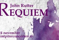 Requim John Rutter yn Grou