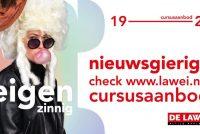 Kreative en muzikale start fan 2020 troch dosinten De Lawei