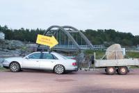 Geologywykein oer swalkstiennen yn Natuermuseum Fryslân