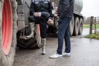 Boeren date mei mienskip op Falentynsdei
