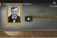 Studinten Frysk meitsje harkspul 'De sulveren rinkelbel'