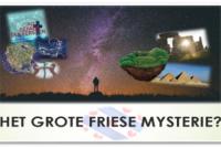 Lêzing yn Wetsens oer it grutte Fryske mystearje