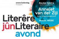 Annejet van der Zijl spesjale gast op literêre jûn yn Ljouwert