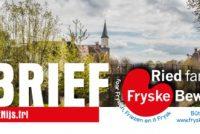 Ried Fryske Beweging sleept noch gjin skoallen foar de rjochter