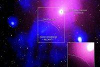 Astronomen sjogge grutste kosmyske eksploazje ea