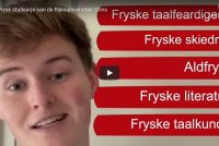 Fideo: Frysk studearje yn Grins