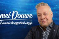 It Eurovisie Songfestival 'Mei Douwe' en Arno Brok