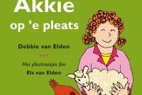 Nij Frysk berneboek: 'Akkie op 'e pleats'