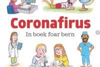 Fergees Frysktalich e-boek foar bern oer it koroanafirus