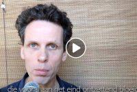 Fideo: Oarlochsgedichten fan Nyk de Vries