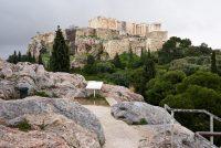Op reis nei Athene