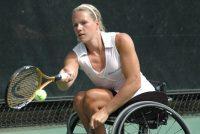 US Open organisearret nei krityk dochs toernoai foar rolstoeltennissers