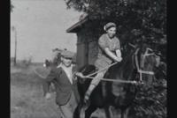 Presintaasje histoaryske filmbylden kibboets Frjentsjer