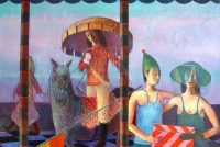 Eksposysje François Lodewijckx & Stefania Napolitano yn Galery Bax Kunst