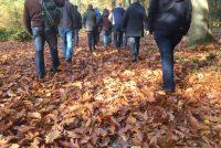 Kuiertocht Pinetum foar allinnichsteanden 4 oktober