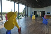 Bylden fan Blaauw yn Museum Belvédère