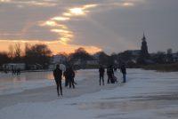 Winter en klimaatferoaring op It Nijs