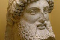 Grykske boufakkers grave holle fan god Hermes op