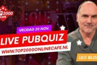 Top 2000-pubkwis mei Leo Blokhuis brekt rekôr