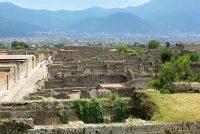 Ofhelrestaurant ûntdutsen yn Pompeï
