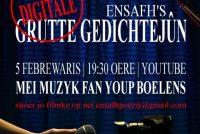 Yn-it-sin-bringer Grutte Gedichtejûn 2021