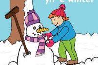 Debbie van Elden – 'Akkie yn 'e winter'