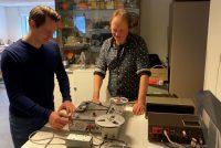 Startsubsydzje Provinsje Fryslân foar Frysk Audio Argyf