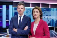 Twadde Keamerferkiezingen by Nieuwsuur
