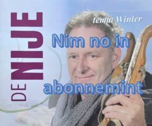 Unwennich fan de winter?