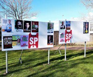 Amper omtinken foar Frysk yn partijprograms