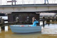 Maritime Akademy Harns wint 3D-printe boat fan swalkôffal