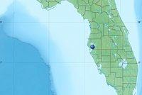 Dyk ôffalwetterreservoir Floarida driget troch te brekken