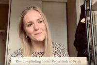 Fideo: Emma studearret Frysk én Nederlânsk