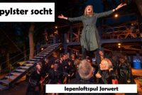 Spylster socht foar iepenloftspul Jorwert
