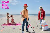 Kampanje 'Wad the f*ck': foar in plestikfrije Waadsee
