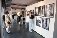 Studinten fan ROC Friese Poort eksposearje yn De Lawei
