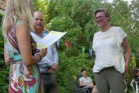 Earste kursus Klasse Frysk suksesfol ôfsletten