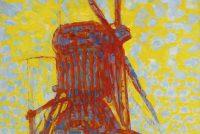 Grykske plysje fynt stellen wurken fan Mondriaan en Picasso werom