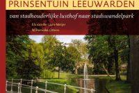 Boek oer de Prinsetún yn Ljouwert