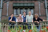 Dichter fan Fryslân en Cohda Kwartet fluitsjend troch Fryslân
