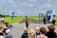 Natoer-lêskoffers foar alle basisskoallen yn Dantumadiel en Noardeast-Fryslân