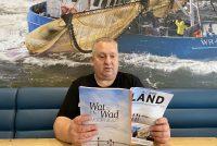 Visit Wadden presintearret eigen tydskrift 'In Eigen Land'