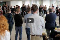De Fryske flogger: Futuremakers Noard organisearret hippe banemerk
