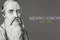 'Fûnemintboek' Menno Simons (2)
