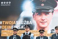 East-Dútske plysje siket Sorbysk pratende kollega's